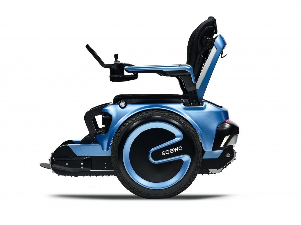 POWER WHEELCHAİR