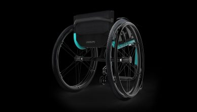 aria ultra wheelchair